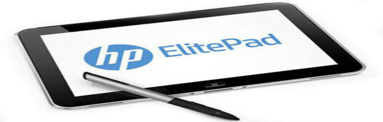 Tablette pour les points de vente HP Elite Pad 900