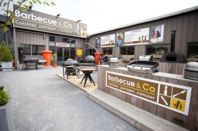 Barbecue & Co choisit JLR, article du Blog Retail JLR